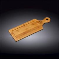 Бамбуковое блюдо Wilmax Bamboo WL-771006 (34х12 см)