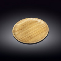 Бамбуковая тарелка Wilmax Bamboo WL-771034 (25,5см)