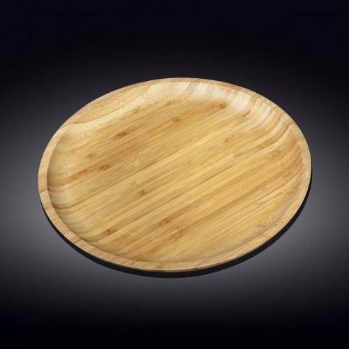 Бамбуковое блюдо Wilmax Bamboo WL-771038 (35,5см)
