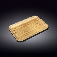Бамбуковое блюдо Wilmax Bamboo WL-771050 (20,5х10 см)
