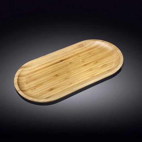 Бамбуковое блюдо Wilmax Bamboo WL-771062 (45,5х23см)