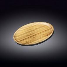 Бамбуковое блюдо Wilmax Bamboo (23х14см)