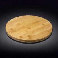Поворотное блюдо Wilmax Bamboo WL-771081 (35,5х4см)