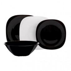 Сервиз столовый Luminarc Carine Black&White D2381/N1491 -19пр