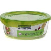 Круглый пищевой контейнер Luminarc Keep'n'Box G8399 (670мл)