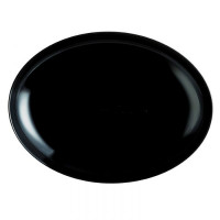 Набор блюд для барбекю Luminarc Friends Time Black 6 шт M0065 (32,8х25см)(ТОЛЬКО ПОД ЗАКАЗ)