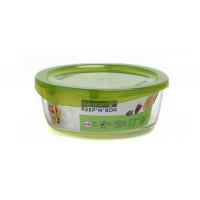 Круглый пищевой контейнер Luminarc Keep'n'Box L8777 (670мл)