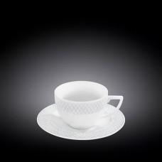 Набор чайная чашка с блюдцем Wilmax Julia Vysotskaya WL-880105 / AB
