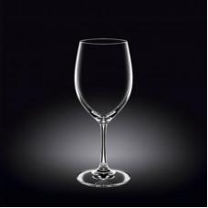 Набор бокалов для вина Wilmax 6 шт WL-888007/6A (460мл)