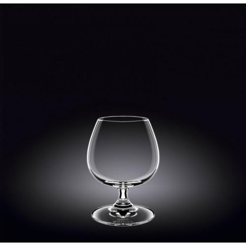Набор бокалов для коньяка Wilmax 6 шт WL-888025/6A (410мл)
