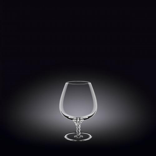 Набор бокалов для коньяка Wilmax Julia Vysotskaya 2 шт WL-888108-JV / 2C (550мл)