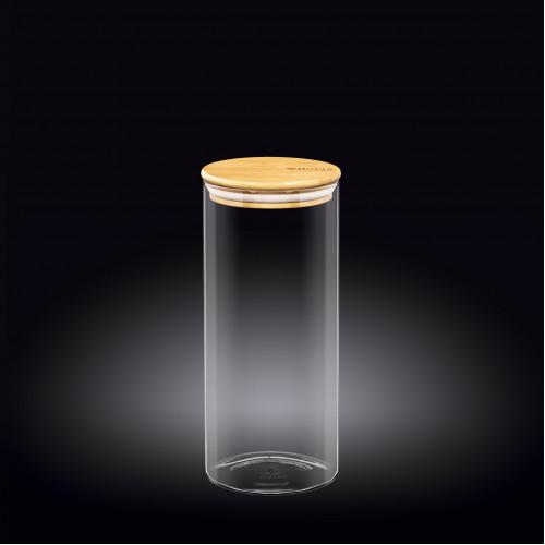 Емкость для хранения сыпучих продуктов Wilmax WL-888507 / A (1500мл)