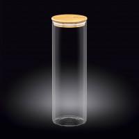 Емкость для хранения сыпучих продуктов Wilmax WL-888510 / A (2000мл)