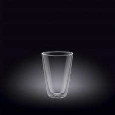 Конусный стакан с двойным дном Wilmax Thermo WL-888701 / A (100мл)