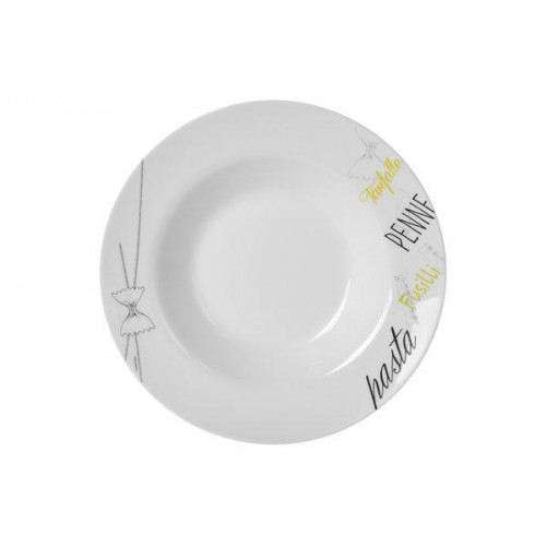 Набор блюд для пасты Luminarc Friends Time Bistrot 6 шт L2902 (28,5см)