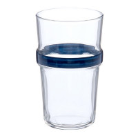 Набор высоких стаканов Luminarc Cadence Bleu L9586 (320мл)