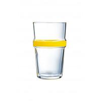 Набор высоких стаканов Luminarc Cadence Jaune 24 шт L9590 (320мл)