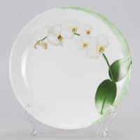 Набор десертных тарелок Luminarc White Orchid 6 шт N9705 (19см)