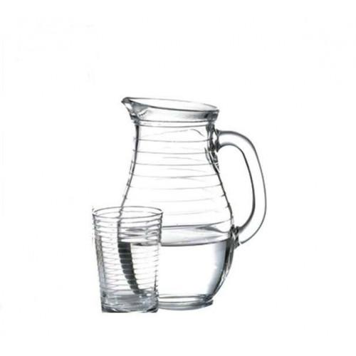 Кувшин со стаканами Pasabahce Doro 97147 (1000мл)