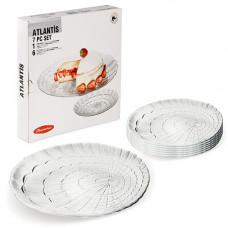 Набор тарелок Пашабахче Атлантис 97935 - 7 предметов