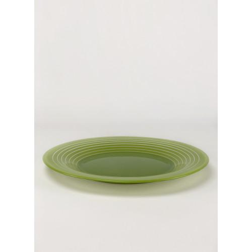 Набор обеденных тарелок Luminarc Factory Green 6 шт P8133 (25см)