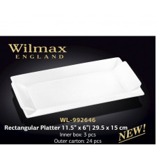 Набор блюд Wilmax WL-992646 (29,5х15см)