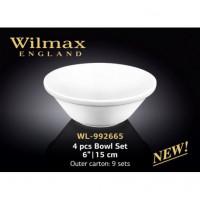 Набор салатников Wilmax WL-992665 (15см)