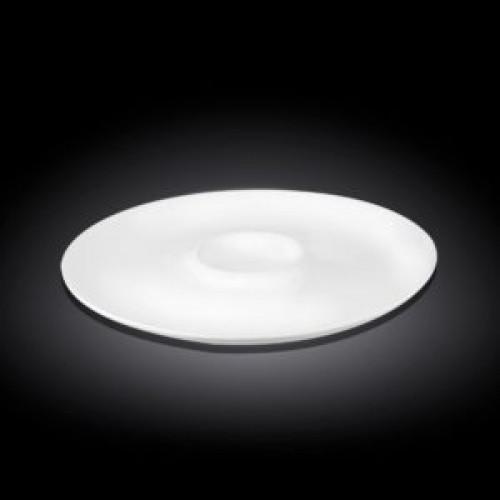 Набор тарелок с углублением Wilmax WL-992779/A (28см)