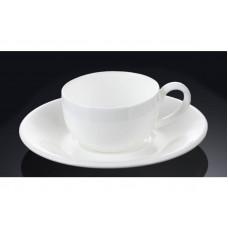 Чайная чашка с блюдцем Wilmax WL-993000 (250мл)