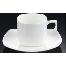 Чайная чашка с блюдцем Wilmax WL-993003 (200мл)