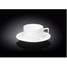 Чайная чашка с блюдцем Wilmax WL-993008 (220мл)