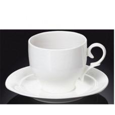 Чайная чашка с блюдцем Wilmax WL-993009 (220мл)