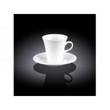 Чайная чашка с блюдцем Wilmax WL-993109 (210мл)