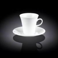 Чайная чашка с блюдцем Wilmax WL-993110 (300мл)