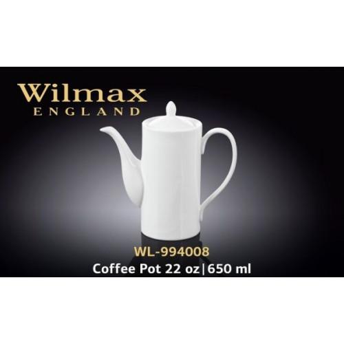 Кофейник Wilmax WL-994008 (650мл)