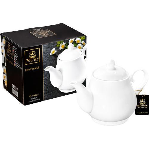 Заварочный чайник Wilmax WL-994020 (850мл)