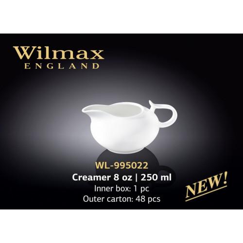 Молочник в подарочной упаковке Wilmax WL-995022 (250мл)