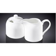Набор сахарница и молочник в подарочной упаковке Wilmax WL-995023 (сахарница 280мл,молочник 250мл)-2пр