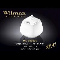 Сахарница Wilmax WL-995026 (340мл)