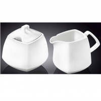 Набор сахарница и молочник Wilmax WL-995028 (сах.340, мол.310)-2пр