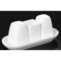 Набор соль и перец Wilmax WL-996005 -4пр