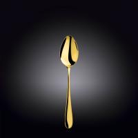 Набор десертных ложек Wilmax Stella Gold 2 шт WL-999156 / 2B (19см)
