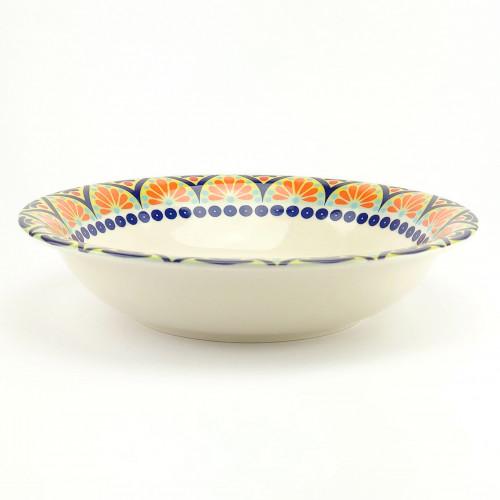 Глубокая тарелка Astera Arabesco Sapphire A0440-DE 144-SB3 (21см)