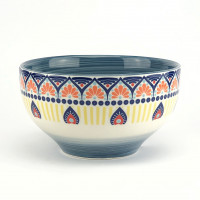 Салатник Astera Arabesco Sapphire A0450-DE 144-B3 (14см)