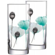 Набор стаканов Luminarc Angelique Turquoise Q6106 6 х 270 мл