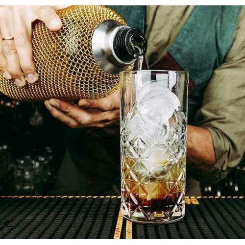 Набор высоких стаканов Pasabahce Timeless 52800 450 мл 4 шт