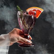 Бокал для вина 300 мл Abra DKC5015B purple, 0817DL-P бордо