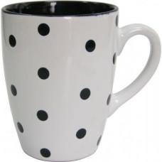 Кружка Milika Funny Dots White M0420-8024D (320 мл)
