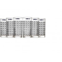 Набор высоких стаканов Luminarc Aldwin 6 шт L2417 (270мл)