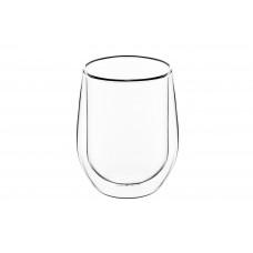Набор чашек с двойными стенками Ardesto 2 шт AR2625G (250мл)